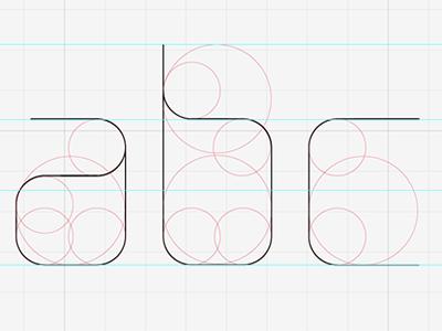 Abduzeedo Font - Adjustments font typography