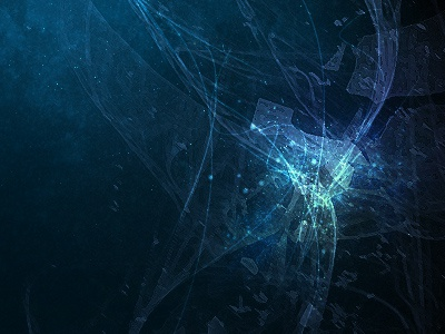 Shattered abstract wallpaper background epic illustration glass effects particles lighting