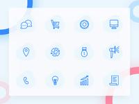 Icons 3x
