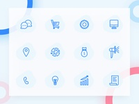 Freebie: Simple Line Icons