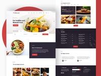 Restorant home page
