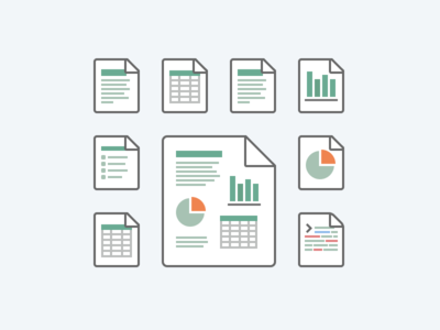 Document type icons icon data document icons business sketch