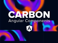 Carbon for Angular - Component Library