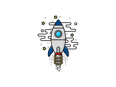 Rocket blast off ship rocket ship spce ship ufo outer space space zoom whoosh rocket