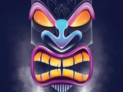 Evil Tiki