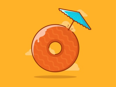 Summer Donut