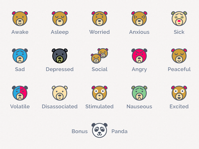 Beariations on a Theme