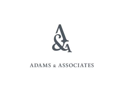 Logomark for Adams & Associates Law Firm