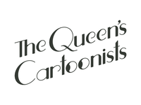 Logo: The Queen's Cartoonists