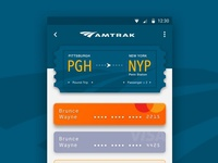 Credit Card Checkout - #002 Daily UI Design