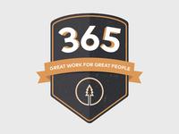365 Sticker