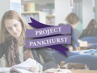 Project Pankhurst Logo