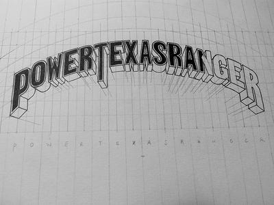 Kidkult - Typography handmade illustration shirt pencil typography