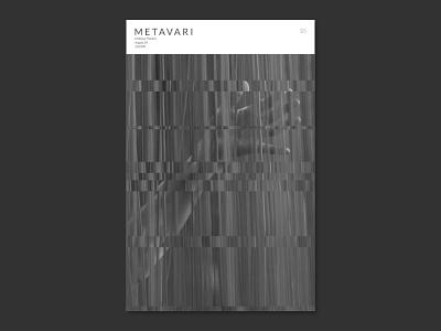Metavari Concert Poster concert poster concert poster