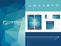 Pandata Branding Elements