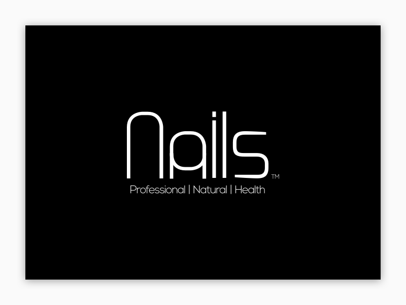Nails Logo Design By Creative Design By Abstudio Dribbble