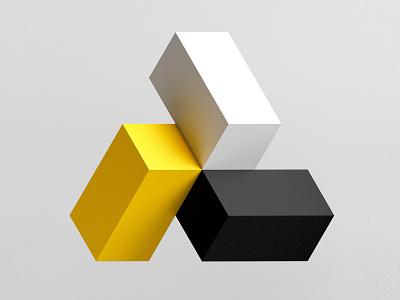 Deepshape Artwork triangle artwork illustraion frakton minimal geometry deepshape shape