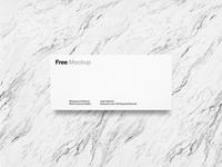 Envelope Free Mockup