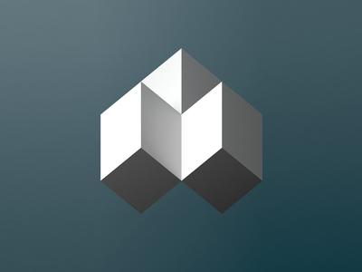 Build - Deepshape Series build deepshape deepyellow design form geometry graphics poster shape