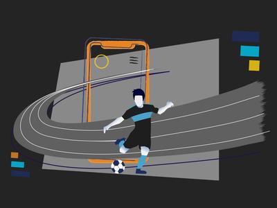 Soccer Shirt Design