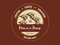 Helm's Deep Coaster