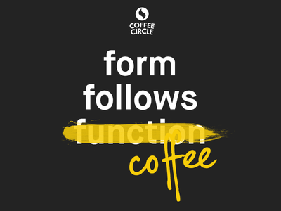 new website, new job, new everything screendesign announcement social coffee website