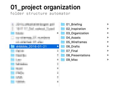 Project Folders.app