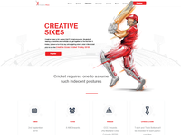 Creative Sixes Website