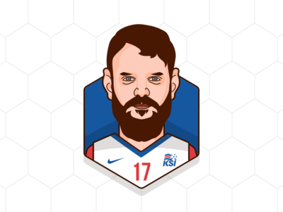 Aron Gunnarsson - Iceland