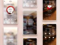 Coffee App UI