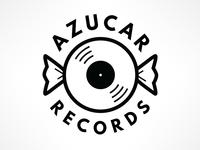 Azucar Records Logo