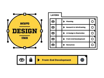 Design Stack Deck Elements