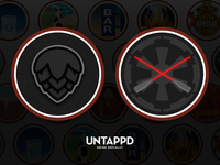 Untappd Badges