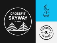 Crossfit Skyway Branding
