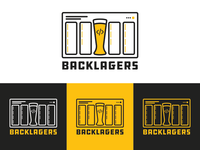 Backlagers Team Logo