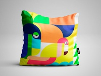 Pillow by mr