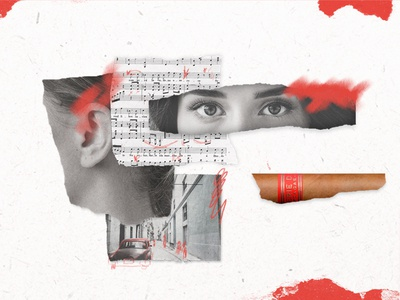 Collage Habanos