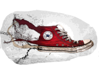Grunge Sneaker