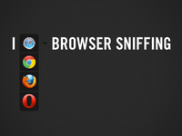 I Love Browser Sniffing
