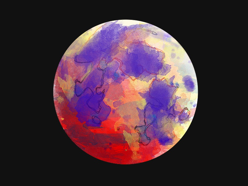 Moon Color 800 600 By Brian Reed