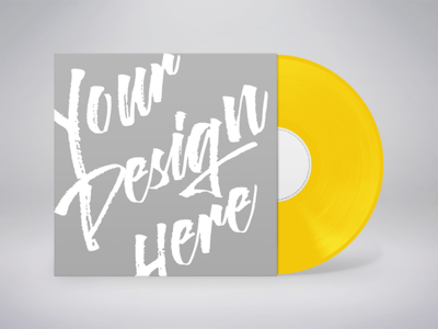 Full Customize Vinyl Record
