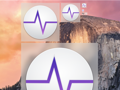 OS X app icon mac osx yosemite sketchapp