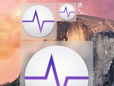 OS X app icon