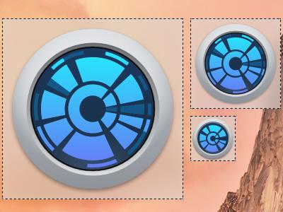 DaisyDisk 4 icon daisydisk mac yosemite icon sketchapp
