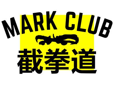 Black eyes design jkd mark logo club