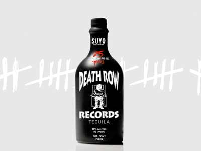 Deathrow Records Tequila