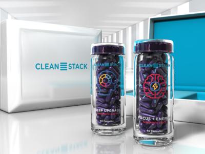 Cleanstack Nootropics