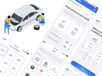 Services App Exploration #2