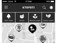 Ktofoti Mobile App