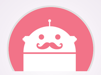 Mustached Robot